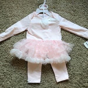 First Impressions Two Piece Tulle Outfit